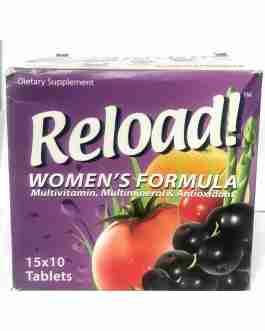 RELOAD WOMEN'S FORMULA 15X10TABLET