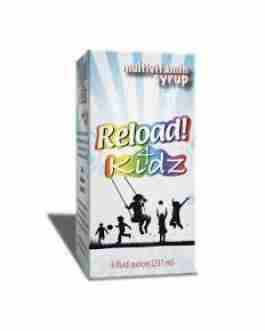 RELOAD 4KIDZ SYRUP 237ML