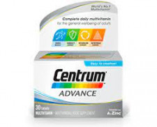 CENTRUM ADVANCE TABLETS X30