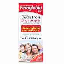 FEROGLOBIN LIQUID 200ML