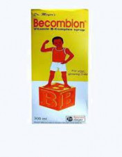 Becombion Vitamin B-Complex Syrup 150ml