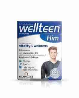 VITABIOTICS WELL TEEN HIM 13-19YRS X30