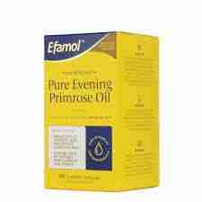 Efamol High Strength Pure Evening Primrose Oil 1000mg capsules x30