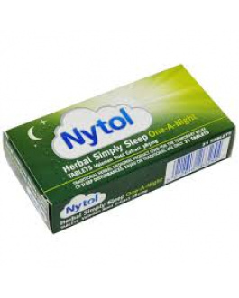 NYTOL HERBAL ONE-A-NIGHT X21