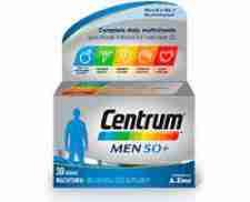 Centrum Men 50+ Tablets -30