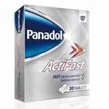 Panadol Actifast Tablet -20
